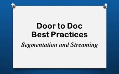 Door to Doc: Segmentation and Streaming