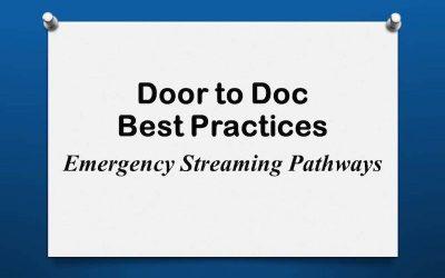 Door to Doc: Emergency Streaming Pathways
