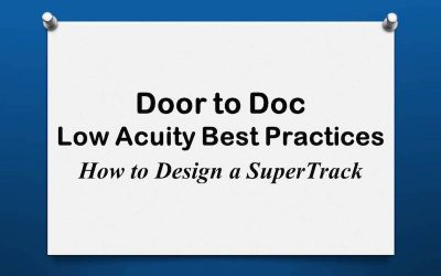 Door to Doc: How To Design a SuperTrack