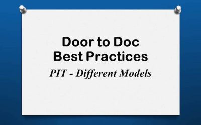 Door to Doc: PIT Different Models