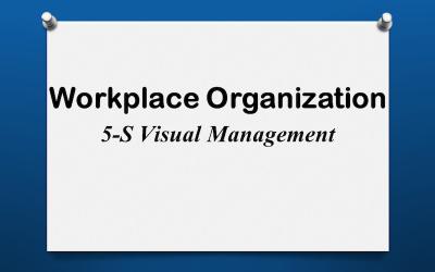 5-S Visual Management