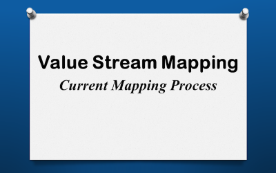 VSM Current State Mapping