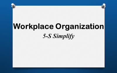 5-S Simplify