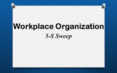 5-S Sweep