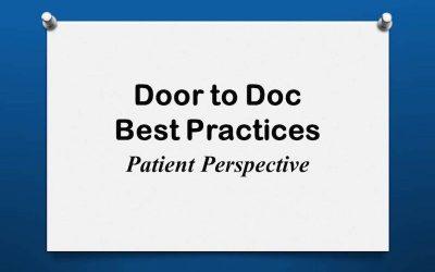 Door to Doc: Patient Perspective